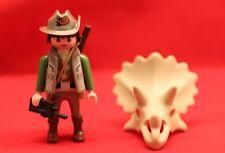 PLAYMOBIL * Dino Ranger * con Dino-CRANIO * EDIZIONE LIMITATA ORIGINALE personaggio OVP * * NUOVO *