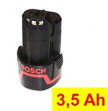 Bosch Akku 10,8 V / 12 V mit 3,5 Ah  3500 mAh GSR  usw. Sonderpreis !!!