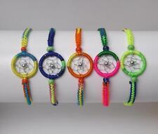 25  Dreamcatcher Friendship Bracelets. Hanmade in Peru.