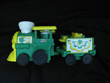 New ST. PATRICK'S Patricks DAY PARADE TRAIN musical ~ Fisher Price Little People