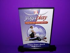 Yogaplay Yoga Your Back Will Love- Yoga For The Active Lifestyle DVD B455