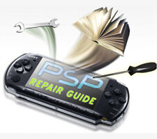 PSP GUIDE TO REPAIR AND FIX EASY