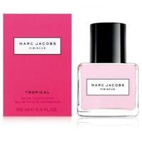 100ml Marc Jacobs Tropical Hibiscus Eau de toilette Women 3.3 oz Descatalogado