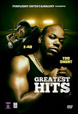 TOO SHORT E-40 55 MUSIC VIDEOS HIP HOP RAP DVD LIL JON SNOOP DOGG SCARFACE $HORT