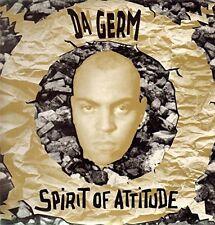 Da Germ Spirit of attitude (7 tracks, 1993) [LP]