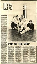 27/2/82PGN33 HAIRCUT ONE HUNDRED : PELICAN WEST ALBUM REVIEW & PICTURES