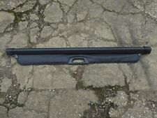 JEEP PATRIOT 2008 PARCEL SHELF LOAD COVER  GENUINE BLACK