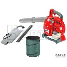 Blower + Kit Vacuum Cleaner Manual Petrol Efco Sa 3000 - 30 cc + Lot Free