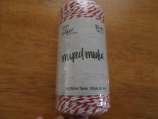 Mixed Media Twine, 100 yd, Multi-color, Scrapbooking, Package Wrap, Gift Wrap
