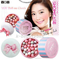 CHEEK MAKEUP Show Case Ball On Cheek 12g 01. Bebe Pink / Korean Cosmetics