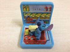 Disney Baby Stitch With Milk Bottle Figure. Cute Theme. Pretty and Rare