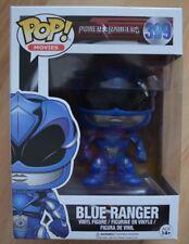 Funko Pop! Movies Power Rangers Blue Ranger Nr. 399 Vinyl Figur ca.10 cm groß
