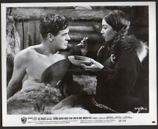 Robert Ryan & Dorcas Brower Eskimo actress ICE PALACE 1960 Vintage Orig Photo