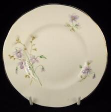 Springfield Purple & Yellow Flowers Bone China Side Plate