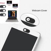 3 Pack Webcam Cover Web Camera Privacy Blocker Computer 0.03in Ultra Thin Black