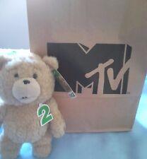 Ted 2 Movie-Size 25cm Plush Talking Teddy Bear Explicit Doll PROMO