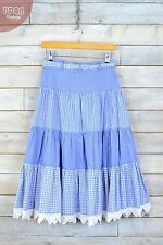 Cotton Blend Hippy, Boho Skirts Plus Size for Women