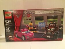 LEGO 8424 Mater's Spy Zone Disney's Pixar's Cars 2 NEW in Box!
