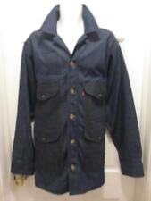 NEU! Filson X Levi's Limited Edition Dark Denim Cruiser Trucker Jacke Mantel XL