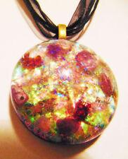Garnet Copper Handcrafted Necklaces & Pendants