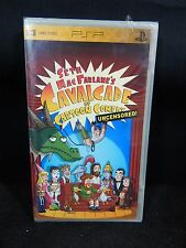 SETH MACFARLANE'S CAVALCADE OF CARTOON COMEDY UNCENSORED PSP UMD VIDEO **NEW**