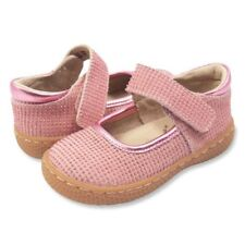 NIB LIVIE & LUCA Shoes Gemma Rose Pink Sparkle 5