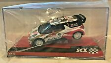 SCX 1/32 Slot Car 4x4 Citroen DS3 Abu Dhabi 4WD Sebastien Loeb w/ LIGHTS! 10158