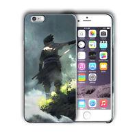Naruto Uchiha Sasuke Iphone 4s 5 SE 6 6s 7 8 X XS Max XR 11 12 Pro Plus Case 03