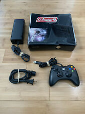 Microsoft Xbox 360 S Slim Console System Bundle Controller 1439 - Ships Fast
