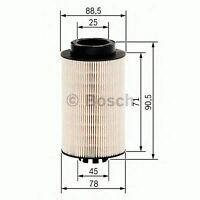 ENGINE FUEL FILTER OE QUALITY REPLACEMENT BOSCH F026402062