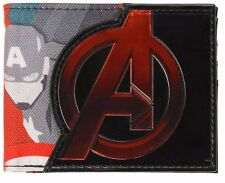 Marvel Avengers Age of Ultron Deco Bi-Fold Wallet New with Tags