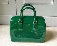 Excellent Condition Furla Candy Bag in Limited Edition Green