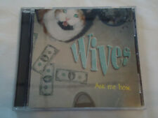 The Wives Ask Me How CD NYC punk