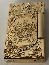 ST Dupont 30 Pc. L.E. by  Fred Krill Blazon L-2 Yellow Gold Lighter 016913 NIB