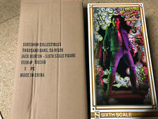 Sideshow Big Trouble In Little China Jack Burton 1/6 Scale Collectible Figure