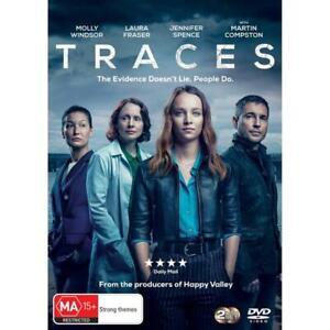 Traces  (Dvd,2020)  REG 4. *NEW*