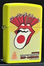 Zippo Rolling Stones: Live At The Tokyo Dome, USED Sammlerstück SELTEN von 2012