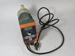ProMinent G/4B0215PP1060D2000 Metering Pump 115V 60Hz 16W 1.5A 1.5 Bar ! WOW !