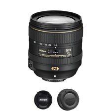 Nikon AF-S DX NIKKOR 16-80mm f/2.8-4E ED VR Lens for DSLR Camera Bodies