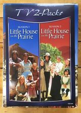 TV 2-Packs Little House On The Prairie DVD Season 1&2 Collectors Edition New