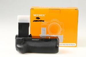 Neewer Batteriegriff für Canon 760D/750D (BH-E18H)