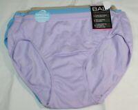 NWT set of 3 BALI comfort revolution HIPSTER ak90  keep cool BLUE WHITE seamless