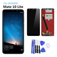 LCD DISPLAY + TOUCH SCREEN per HUAWEI MATE 10 LITE RNE-L21 L21 L01 Schermo AAA+