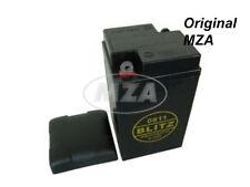 Simson Batteria 6v 12 Ah-pass. per awo425, rt125-con coperchio-piombo-gel,