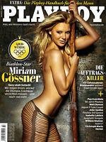 Playboy 03/2014     MIRIAM GÖSSNER & BRYIANA NOELLE    März/2014