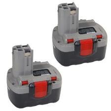 2x Akku 14,4V 3000mAh Ni-MH für Bosch 1661K 34614 GDS14.4V GST14.4V PSR14.4-2