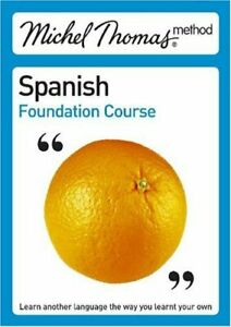 Total Spanish (Learn Spanish with the Michel Thoma... by Thomas, Michel CD-Audio
