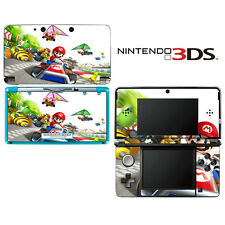 Vinyl Skin Decal Cover for Nintendo 3DS - Super Mario Kart