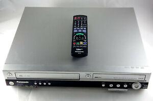 Panasonic DMR-ES35V DVD + VHS Video Recorder VCR  DVD Rekorder Kombigerät