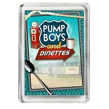 Pump Boys And Dinettes. The Musical. Fridge Magnet.